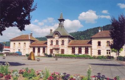Mairie de Servance
